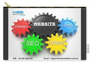 Web Design And Development Company In Adelaide  Carry-all Pouch