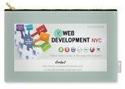 Website Development Company In Nyc Carry-all Pouch
