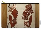 Wedded Bliss - Tile Carry-all Pouch