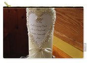 Wedding Candle  Carry-all Pouch
