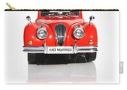 Wedding Car Carry-all Pouch by Jorgo Photography - Wall Art Gallery