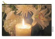 Wedding Flowers Carry-all Pouch