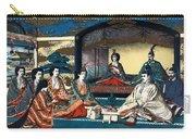 Wedding Of Crown Prince Yoshihito And Princess Kujo Sadako, 1900 Carry-all Pouch