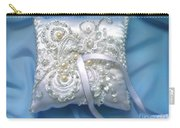 Wedding Ring Pillow. Ameynra Beadwork Carry-all Pouch