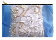 Weding Ring Pillow. Ameynra Design Carry-all Pouch