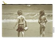 Wee Beachcombers Carry-all Pouch