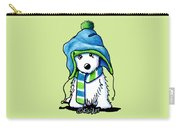 Wee Winter Westie Carry-all Pouch