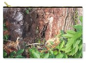Weedy Beauty Carry-all Pouch