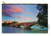 Weeks' Bridge Carry-all Pouch by Rick Berk
