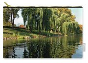Weepin Willows Frankenmuth Cass River Carry-all Pouch