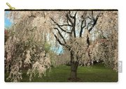 Weeping Asian Cherry Carry-all Pouch