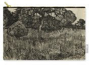 Weeping Tree Carry-all Pouch