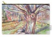 Weir Farm Oak Tree Carry-all Pouch