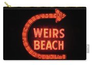 Weirs Beach Icon Carry-all Pouch