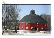 Welch Round Barn Carry-all Pouch