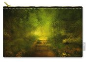 Welcome Path Carry-all Pouch by Svetlana Sewell