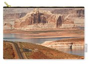 Welcome To Lake Powell Carry-all Pouch