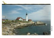Welcome To Portland Head Light Carry-all Pouch
