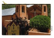 Welcome To Santuario De Chimayo Carry-all Pouch