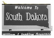 Welcome To South Dakota  Carry-all Pouch