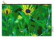 Welcome To The Garden Carry-all Pouch
