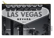 Welcome To Vegas Xi Carry-all Pouch