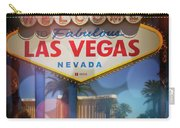 Welcome To Vegas Xii Carry-all Pouch
