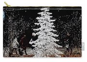Welcome Winter Carry-all Pouch