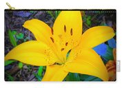 Welcoming Lily Carry-all Pouch