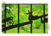 Welded Garden Gate Carry-all Pouch