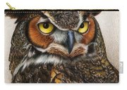 Well...  Carry-all Pouch by Pat Erickson