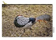 Well Plumed Bird Carry-all Pouch