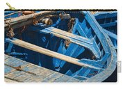 Well Used Fishing Boat Carry-all Pouch