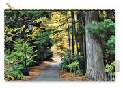 Wellesley College Walkway Carry-all Pouch