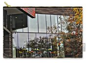 Wellesley College Wang Campus Center Detail Carry-all Pouch