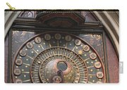 Wells Cathedral Astronomical Clock Carry-all Pouch
