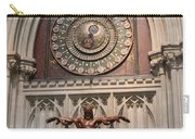 Wells Cathedral Geocentric Clock Carry-all Pouch