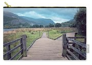 Welsh Landscape Carry-all Pouch