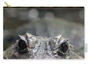 West African Dwarf Crocodile - Captive 01 Carry-all Pouch