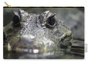 West African Dwarf Crocodile - Captive 03 Carry-all Pouch