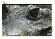 West African Dwarf Crocodile - Captive 04 Carry-all Pouch