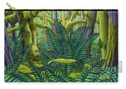 West Coast Landscape Painting Carry-all Pouch