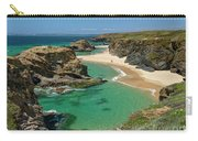 West Coast Of Portugal Carry-all Pouch