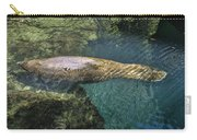 West Indian Manatee Carry-all Pouch