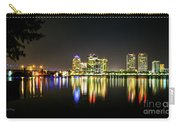 West Palm Beach Downtown Panoramic Carry-all Pouch