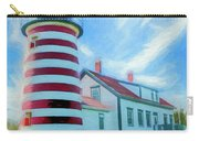 West Quaddy Head Lighthouse Carry-all Pouch