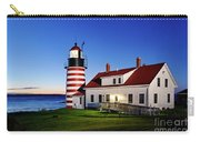 West Quoddy Lighthouse Carry-all Pouch