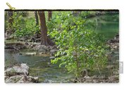 West Sister Creek Carry-all Pouch