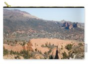 West Springs And Distant Garden Of The Gods Carry-all Pouch