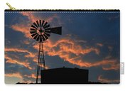 West Texas Cattle Tank Carry-all Pouch